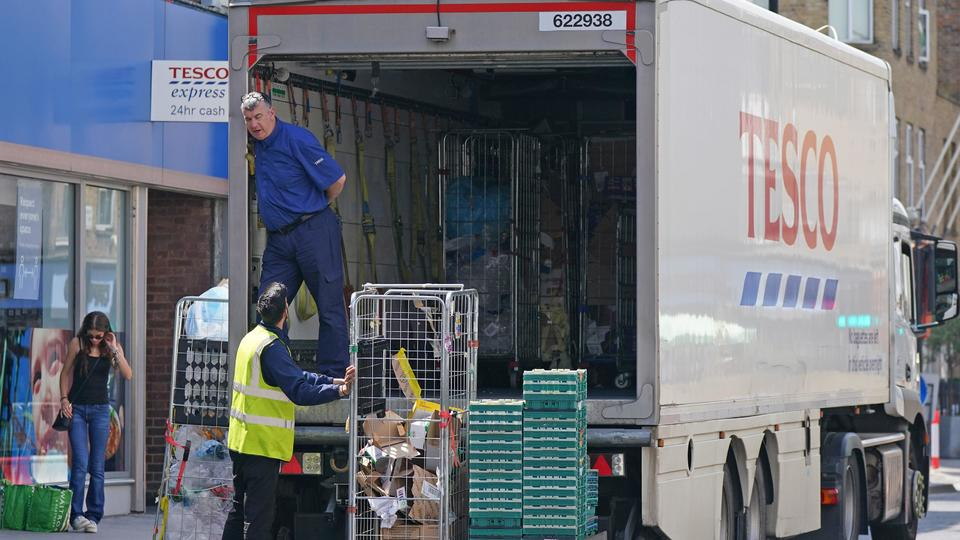 Picture for UK lorry drivers plan to strike over low pay and poor working conditions