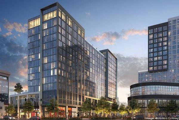 Picture for One of Oakland's most active developers poised to break ground on 16-story residential tower