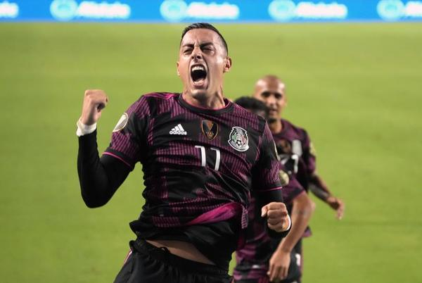Picture for Mexico beats Honduras 3-2, reaches Gold Cup semifinal