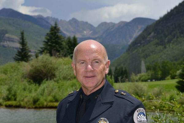 Picture for Vail Police Chief now the president of international group