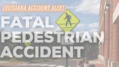 Cover for 49-year-old Kapatrine Sherman killed in Rapides Parish Pedestrian crash (Rapides Parish, LA)