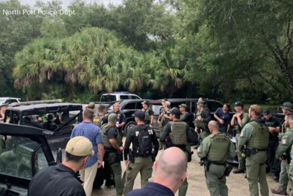 Picture for Investigators continue search for fiance of Gabby Petito in Florida
