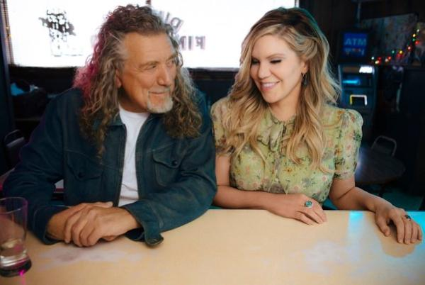 Picture for ROBERT PLANT And ALISON KRAUSS Release Lyric Video For 'Can't Let Go'