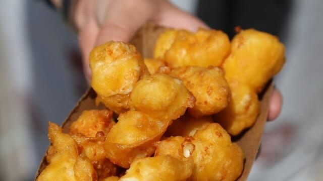 Cover for The best cheese curds in Wisconsin