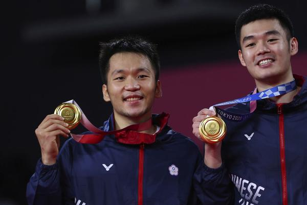 Picture for Taiwan's medals revive debate over use of 'Chinese Taipei'