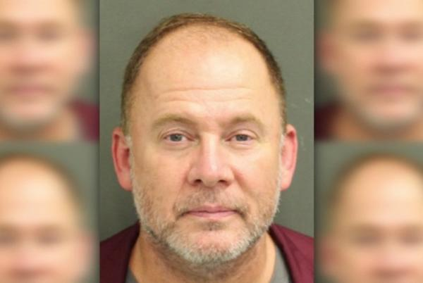 Picture for Man charged after woman finds 'small spy camera' placed in apartment window near UCF