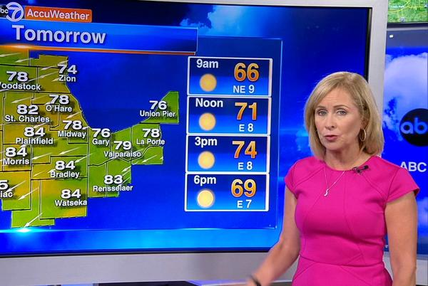 Picture for Chicago Weather: Warm, dry Monday