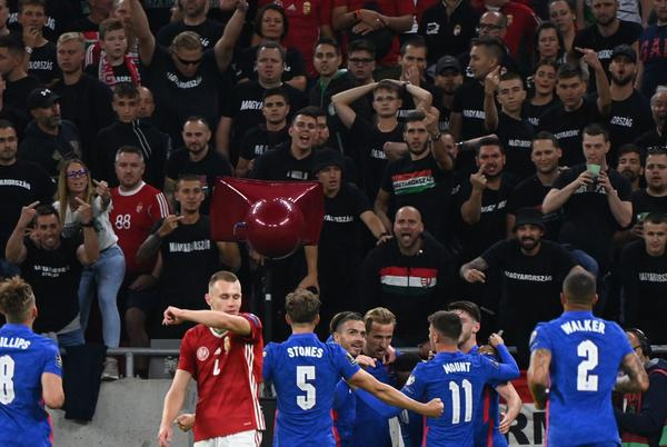 Picture for Boris Johnson blasts 'completely unacceptable' racist abuse against England aces at Hungary match as FIFA launches probe