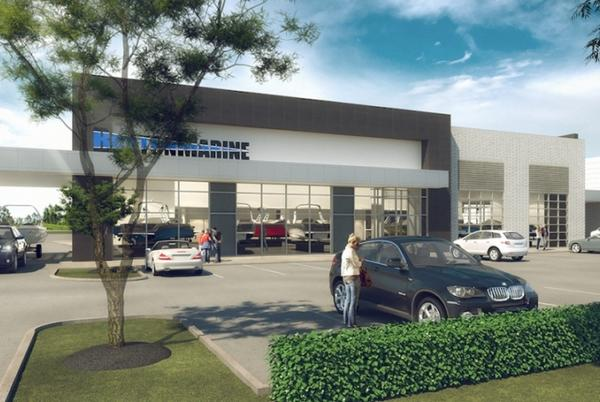 Picture for Buxton Marine plans to build new retail boat sales and service facility in Lewisville