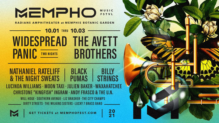 Cover for Don't miss out on last minute tickets for Mempho Music Festival