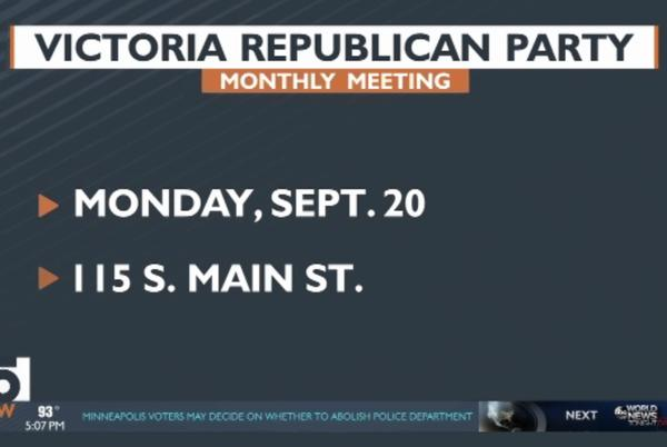 Picture for Victoria GOP meeting to feature Senator Kolkhorst