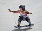 Picture for Sky Brown becomes third 13-year-old skateboarder to win medal at Tokyo Olympics