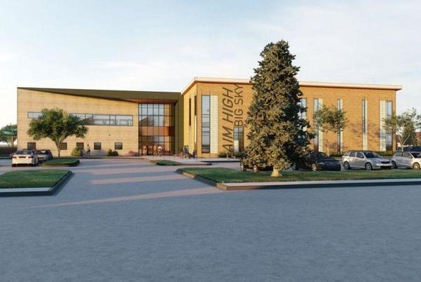 Picture for City of Great Falls postponing awarding construction contract on new aquatic center