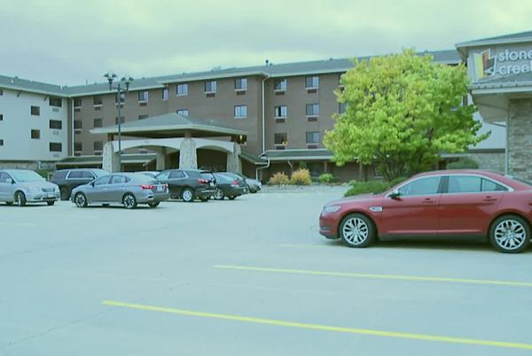 Picture for UAW negotiators hold meetings, book rooms at Moline hotel, staff say