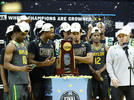 Picture for Baylor takes NCAA men's tournament title with dominant win over Gonzaga