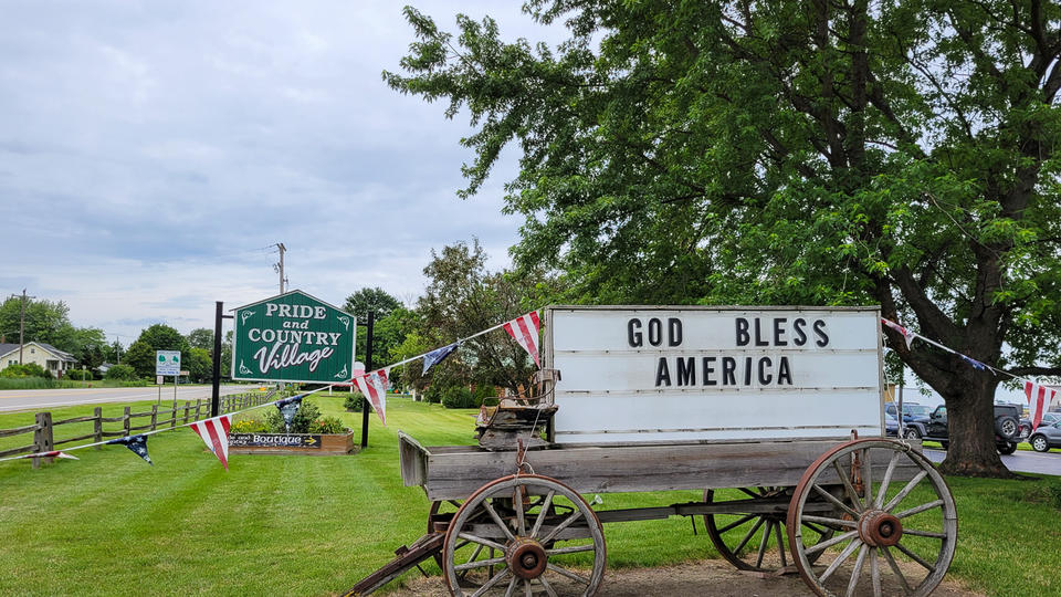Picture for Road Trip to Michigan's Largest Village of Unique Shops - Pride and Country Village