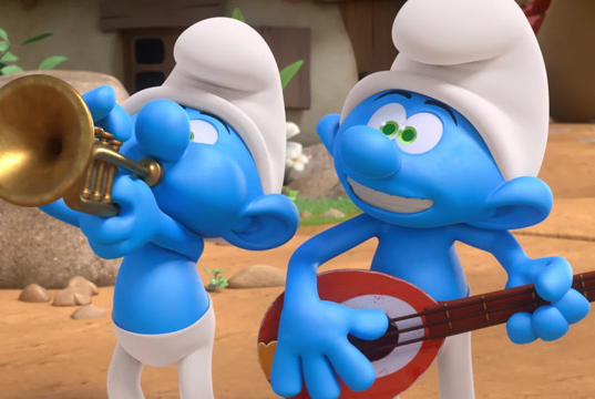 Picture for Watch 'The Smurfs' Reboot 2021 Online Free Without Cable