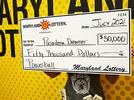 Picture for Pasadena woman claims $50,000 lottery win