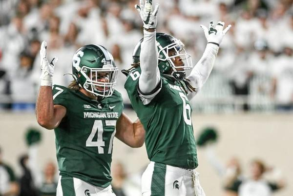 Picture for Recruits react to visit - Michigan State football's OT win