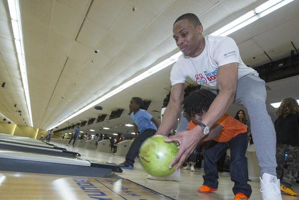Picture for Russell Westbrook says his off-court work to impact people is 'way more important' than winning a ring