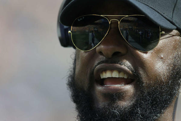 Picture for Mike Tomlin to LSU/USC rumors.