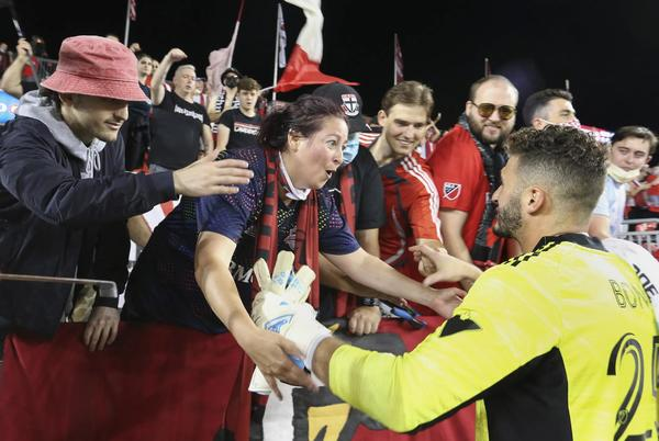 Picture for Major Link Soccer: MLS is back in Toronto