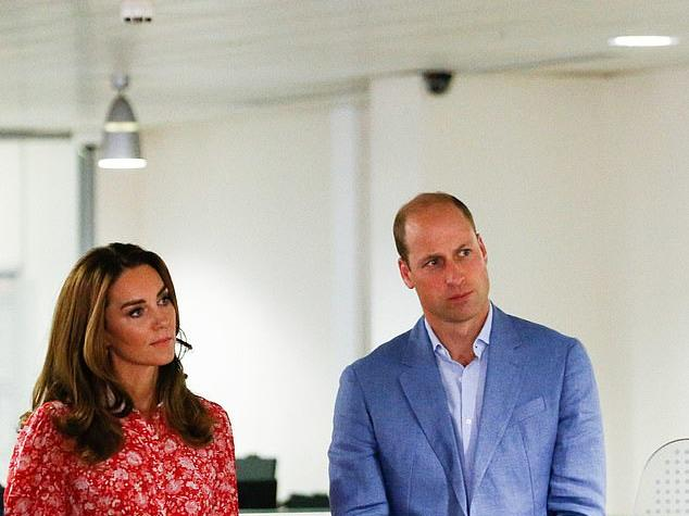Prince William And Kate Middleton Appoint Zeinab Badawi As Royal Foundation Director News Break
