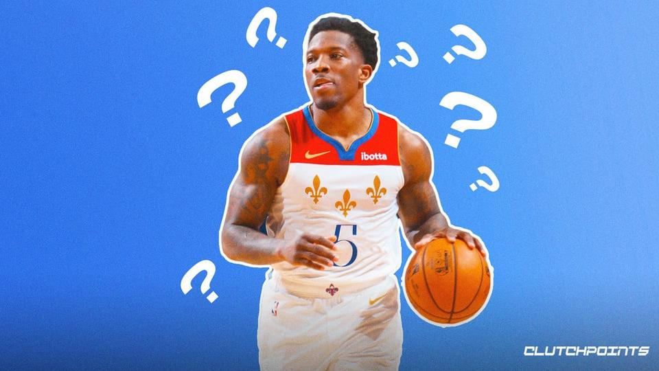 Eric Bledsoe could be on the move again after trade from Pelicans to  Grizzlies - News Break