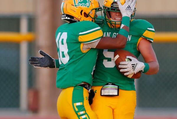 Picture for Lone Star Varsity high school football power rankings: Week 5
