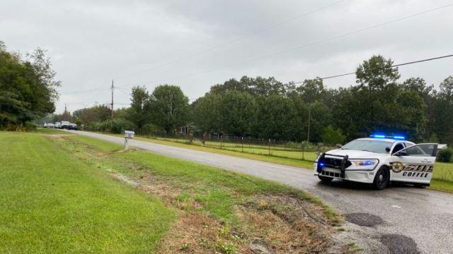 Cover for Man, woman found shot to death in Coffee County