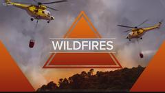 Cover for Wildfires in Arizona: Containment update for June 21