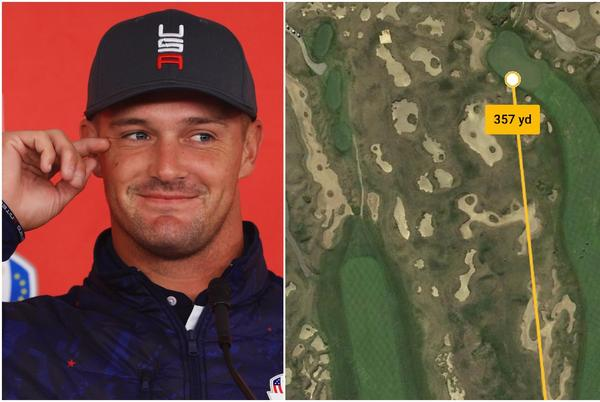 Picture for How Rory and Bryson could give their teams a huge advantage on the 1st hole
