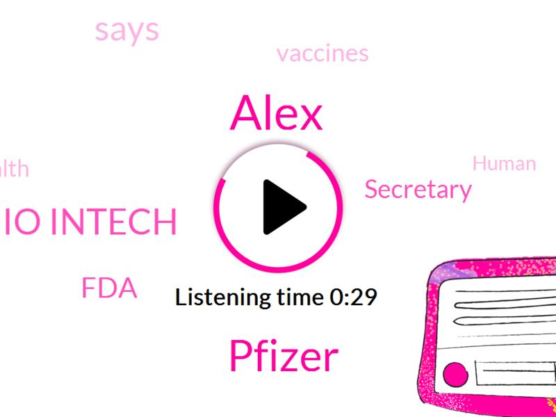 Pfizer Biontech Get Covid 19 Vaccine Order From U S Government News Break