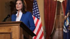 Cover for Gov. Whitmer Says Michigan Will Open To Full Capacity June 22