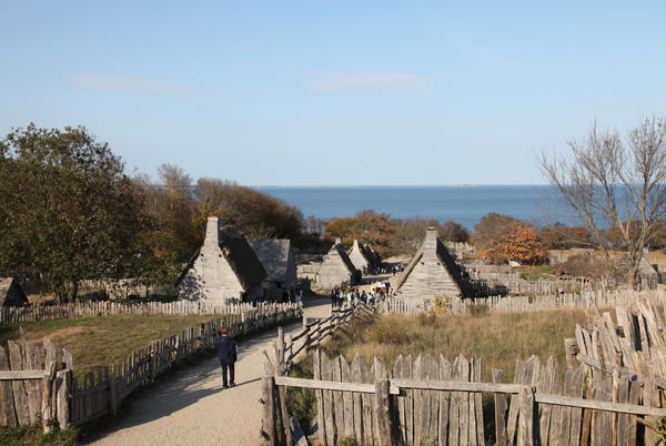Picture for Plimoth Patuxet Honors 400th Anniversary of Thanksgiving