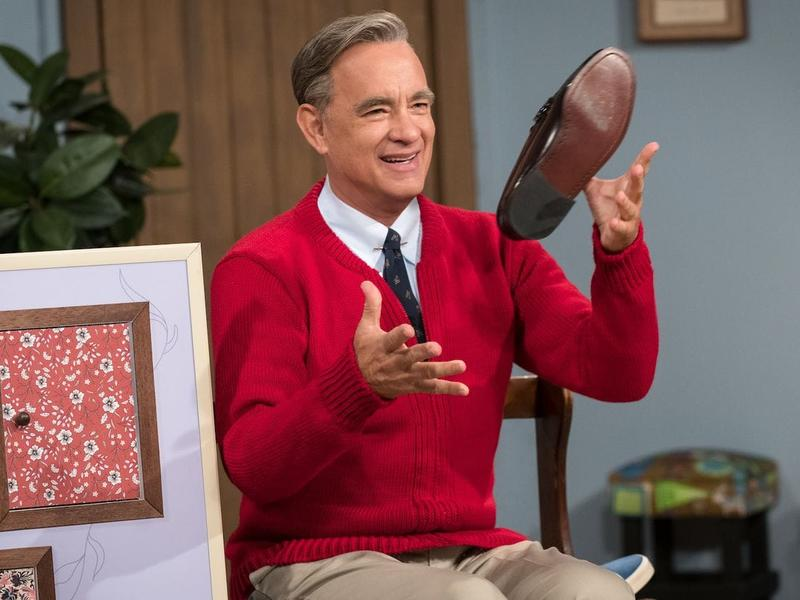 The Trailer For The Mister Rogers Movie Is Out And People Are So Ready For A Wholesome Biopic News Break