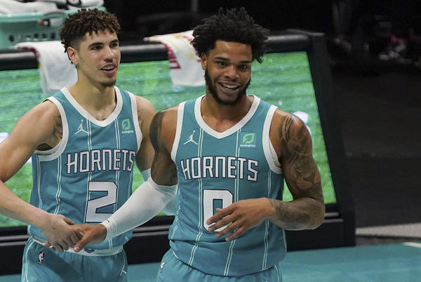 Picture for Bally Sports Southeast to televise all 82 Charlotte Hornets games for 2021-22 NBA season