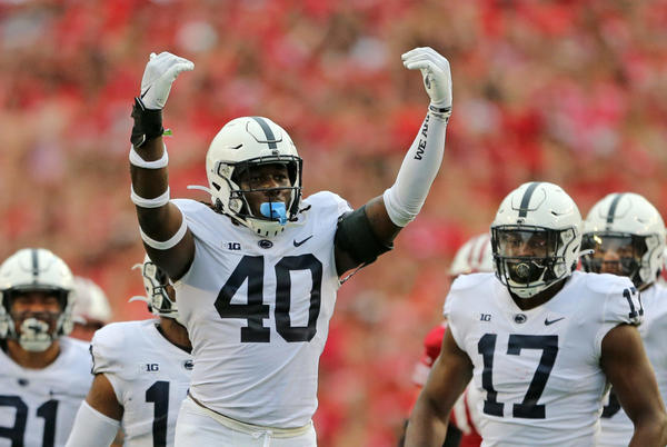 Picture for Kickoff Time, TV Set for Penn State Football at Iowa