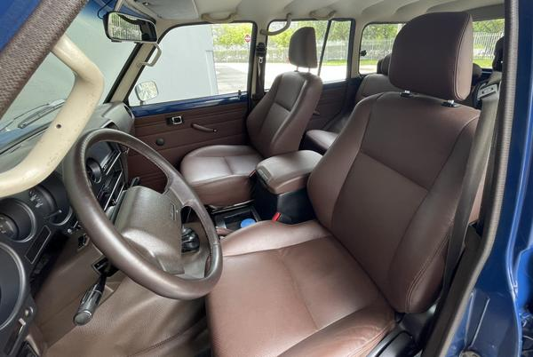 Picture for Would You Buy This Refurbished 1989 Toyota Land Cruiser With 200,000 Miles On It?