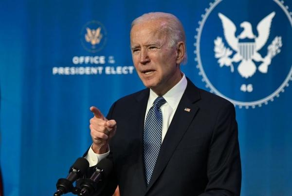 Picture for Joe Biden Credits the Police Forces for Saving Country's Democracy During the Jan. 6 Capitol Riot, Rebukes the 'Defund the Police' Political Movement