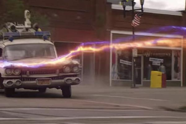 Picture for The Ectomobile Is Back and Better Than Ever in 'Ghostbusters: Afterlife' Trailer