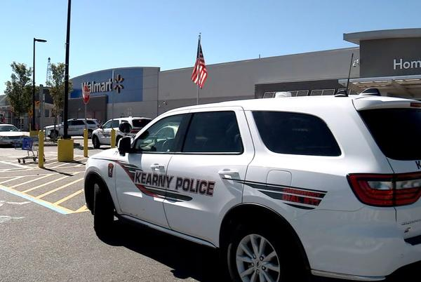 Picture for Machete attack at NJ Walmart leaves man injured, police say