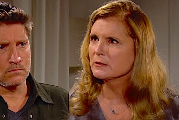 Picture for 'The Bold and the Beautiful' Spoilers: Deacon Sharpe (Sean Kanan) & Sheila Carter (Kimberlin Brown) Form the Dream Scheme Team!