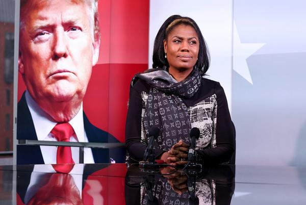 Picture for Trump loses case against Omarosa, who wrote tell-all White House book