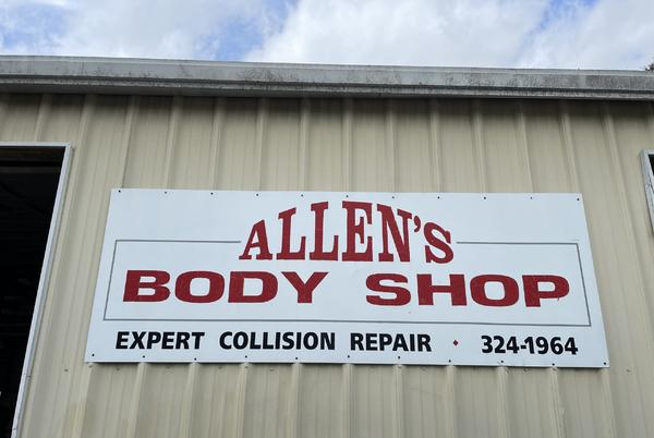 Picture for Auto body shops are seeing delays getting parts in