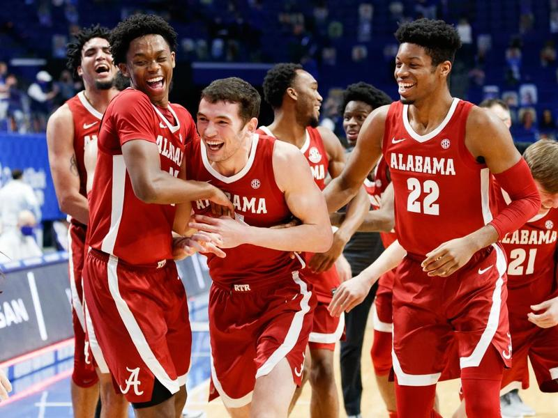 What Was Said by Kentucky and Alabama Basketball After the ...