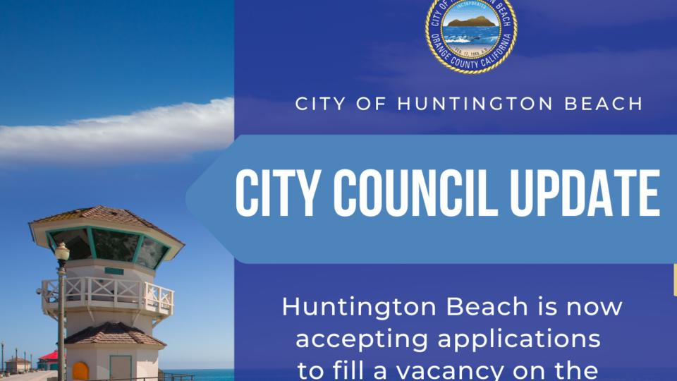 Picture for City Council Now Accepting Applications for Vacancy