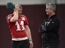 Picture for Colts' Frank Reich Says Reconnecting with Carson Wentz Has Been 'Very Easy'
