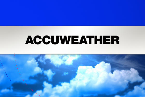 Picture for AccuWeather: Bright and breezy