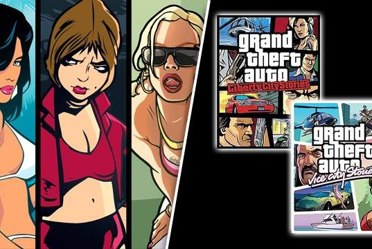 Picture for GTA Trilogy doesn't include Vice or Liberty City Stories remasters
